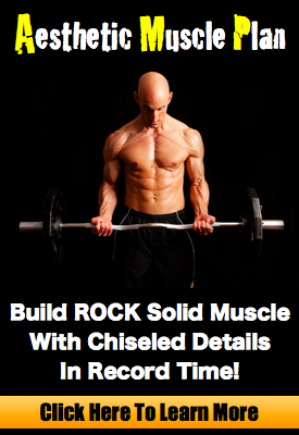 push workout with a hypertrophy focus for aesthetic muscle