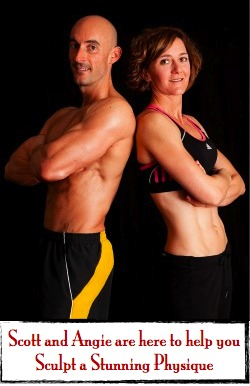 Fat Loss Experts Scott and Angie Tousignant