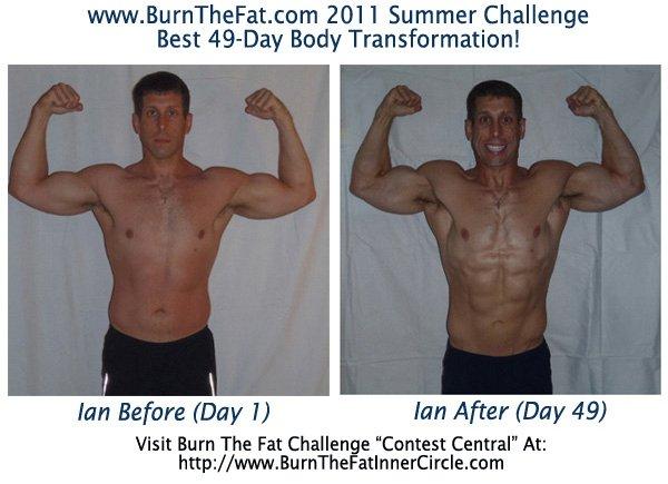 Burn The Fat Body Transformation Contest
