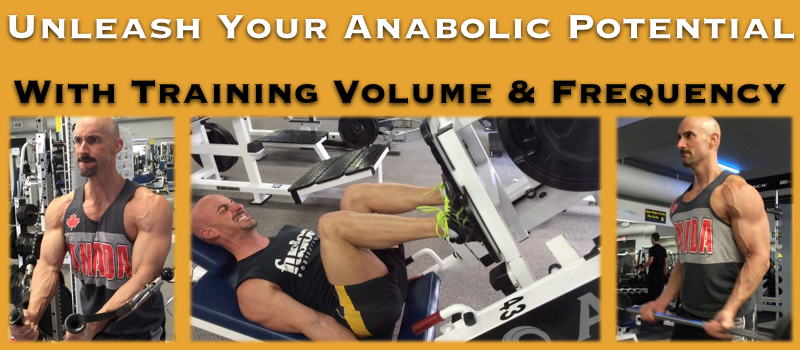 Training Volume and Frequency