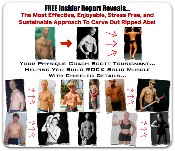 Ripped Abs Report
