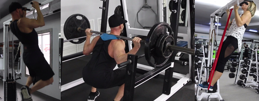 Squat and Chin-up EMOM Superset To Build a Ripped and Muscular Physique