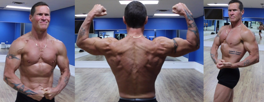 Cut and Jacked Over 50
