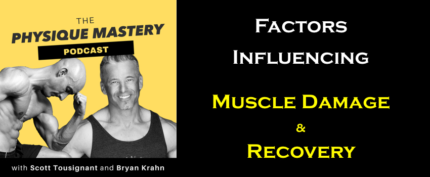 Factors Influencing Muscle Damage and Recovery