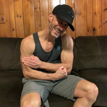 work around a gym injury