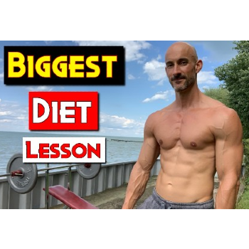 Biggest Diet Lesson To Get Shredded After 40