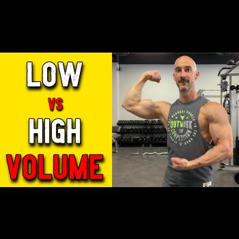 Best Training Volume For Men Over 40