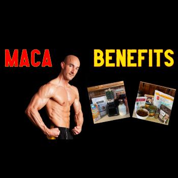Maca Benefits For Men Over 40